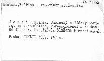 Vzpomínky a korespondence s Bedřichem Smetanou