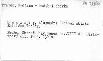 Hudební sbírka Emiliána Troldy