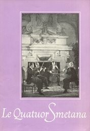 Le Quatuor Smetana