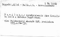 Hudobnovedný sborník Slovenskej akadémie vied