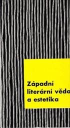 Západní literární věda a estetika