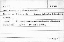 Malý slovník sovětských spisovatelů