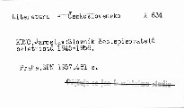 Slovník českých spisovatelů-beletristů 1945-1956