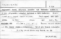 Nejstarší česká rýmovaná kronika tak řečeného Dalimila