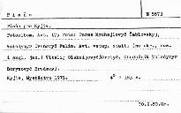 Piseň pro Kyjiv.