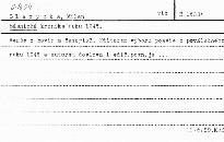 Básnická kronika roku 1945