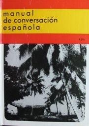 Manual de conversación espaňola