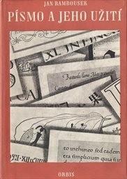 Písmo a jeho užití