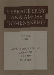Vybrané spisy Jana Amose Komenského                         (Sv. 8,)