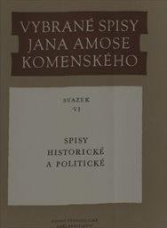 Vybrané spisy Jana Amose Komenského                         (Sv. 6,)