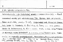 K 15.výročiu oslobodenia ČSR.