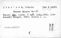Pravda Gaspara Varró