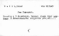 Pan Turcaret