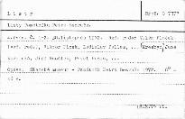 Listy Památníku Petra Bezruče