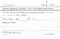 Ochrana výpočetní techniky a dat, počítačová kriminalita