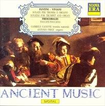 Sonatas for trumpet and organ