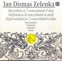 Ouverture a 7 concertanti F dur; Sinfonia a 8 concertanti a moll; Hipocondria a 7 concertanti A dur