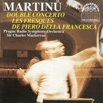 Koncerty, smyčcový orchestr (2), klavír, tympány, H. 271; Fresky Piera della Francesca