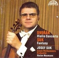 Koncerty, housle, orchestr, op. 53 B. 108, a moll