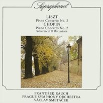 Koncerty, klavír, orchestr, č. 2, S. 125, A dur