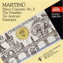 Sinfonietta giocosa, H. 282; Concertino (Divertimento), klavír levou rukou, malý orchestr, H. 173