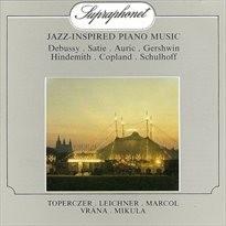 Jazz-inspired piano music