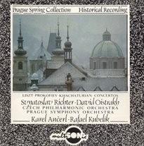 Koncerty, klavír, orchestr, č. 1, S. 124, Es dur