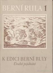 Berní rula                         (Sv. 1,)