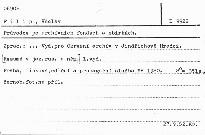 Průvodce po archívních fondech a sbírkách
