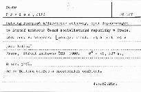 Katalog rukopisů křižovnické knihovny nyní deponov