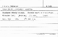 Gregor Mendel, zakladatel genetiky
