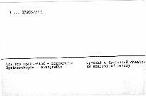 Spektrální analýza