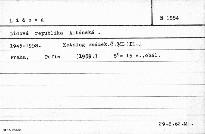 Lidová republika Albánská                         (1945-1958, č.3/2)
