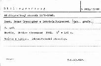 Bibliografický zborník 1979-1980