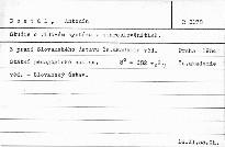 Studie o vidovém systému v staroslověnštině