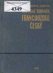 Kapesní slovník francouzsko-český