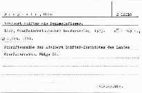 Adalbert Stifter als Denkmalpfleger