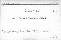 Octett F dur für 4 Violinen, 2 Bratschen u. 2 Violoncelle, op. 17
