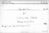 Quintett C dur für 2 Violinen, Viola und 2 Violoncelli, op. 163