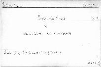 Quartetto E moll pro klavír, housle, violu a violoncello, op. 11