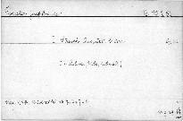 III. streichquartett C dur