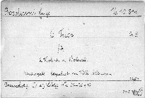 6 Trios für 2 Violinen und Violoncell,op.9