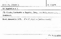 12 Bagatelle a 3 für Flauto, Clarinetto e Fagotto