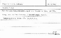 Sonata C dur für Violine, Oboe, obligate Orgel ...
