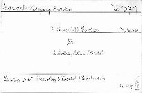 7. Quartett Es dur für 2 Violinen, Viola u. Violoncell, K. 160