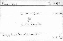 Quartett f moll für 2 Violinen, Viola u. Cello, op. 45 No. 3