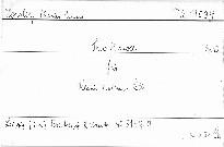 Trio h moll für Klavier, Violine u. Cello, op. 13