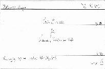 Trio c moll für Klavier, Violine und Cello, op. 58