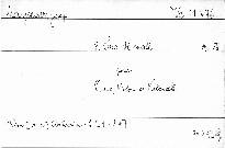 3. trio h moll pour piano, violon et violoncelle, op. 58