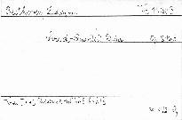 Streich-Quartett  D dur, Op. 18 No 3